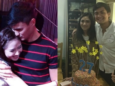 Sweet girlfriend Sarah Geronimo flies to Cebu for Matteo Guidicelli's 27th birthday amid busy schedule
