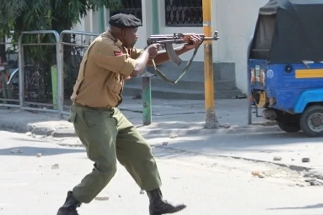 After the killing of notorious Eastleigh thugs, police nab a female gangster