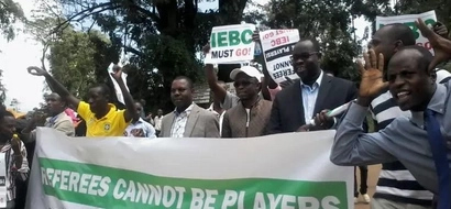 Now Uhuru and Raila to consult on appointment of new IEBC team