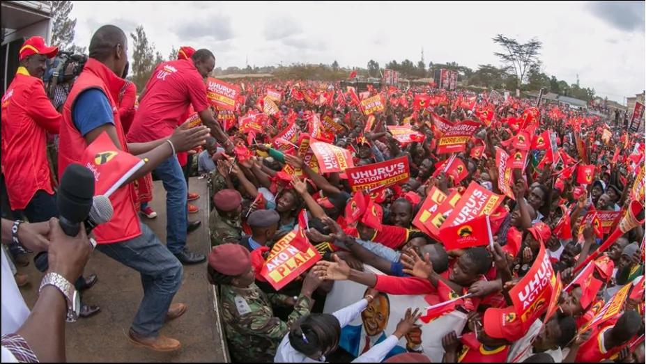 NASA na Jubilee wang'ang'ania viwanja Nairobi lakini Upinzani umeibuka mshindi