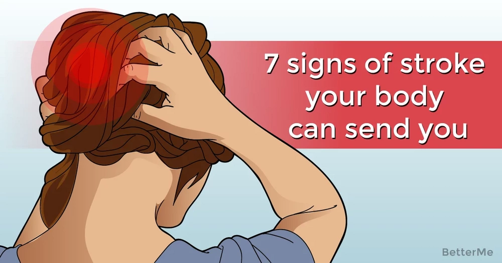 You should be aware of the 7 signs that you might have stroke in a month