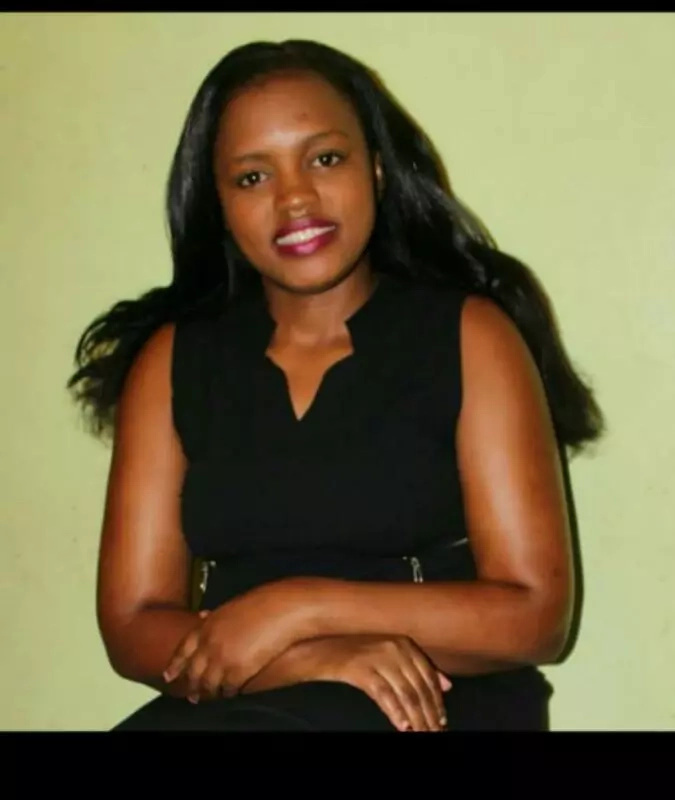 Hot Uhuru Kenyatta's cousin eyes the Nyandarua women rep's seat