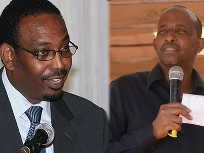 Farah Maalim digs in on Duale's steamy and rocky love affair with Nazlin Umar