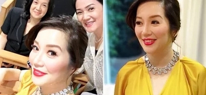 Hindi 'to sa mga Marcos! Enraged Kris Aquino breaks silence after issue about her wearing Imelda's diamond necklace
