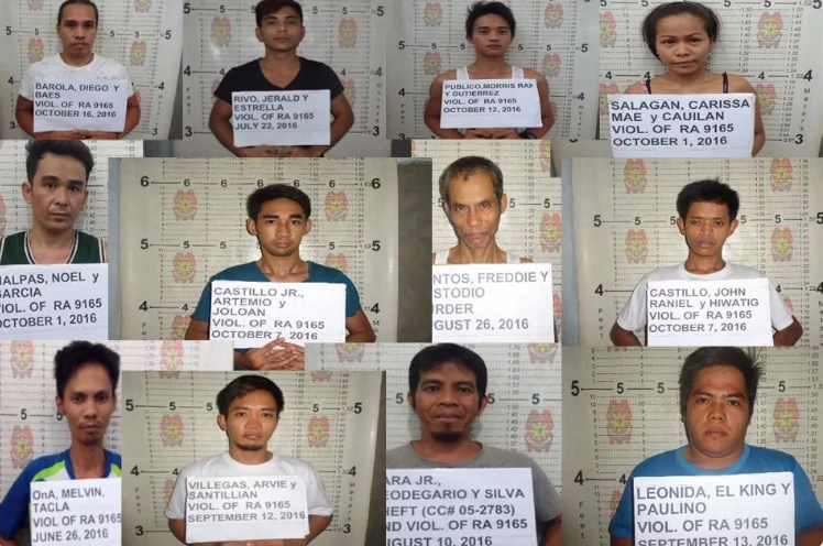 12 prisoners from Batangas jail are at large