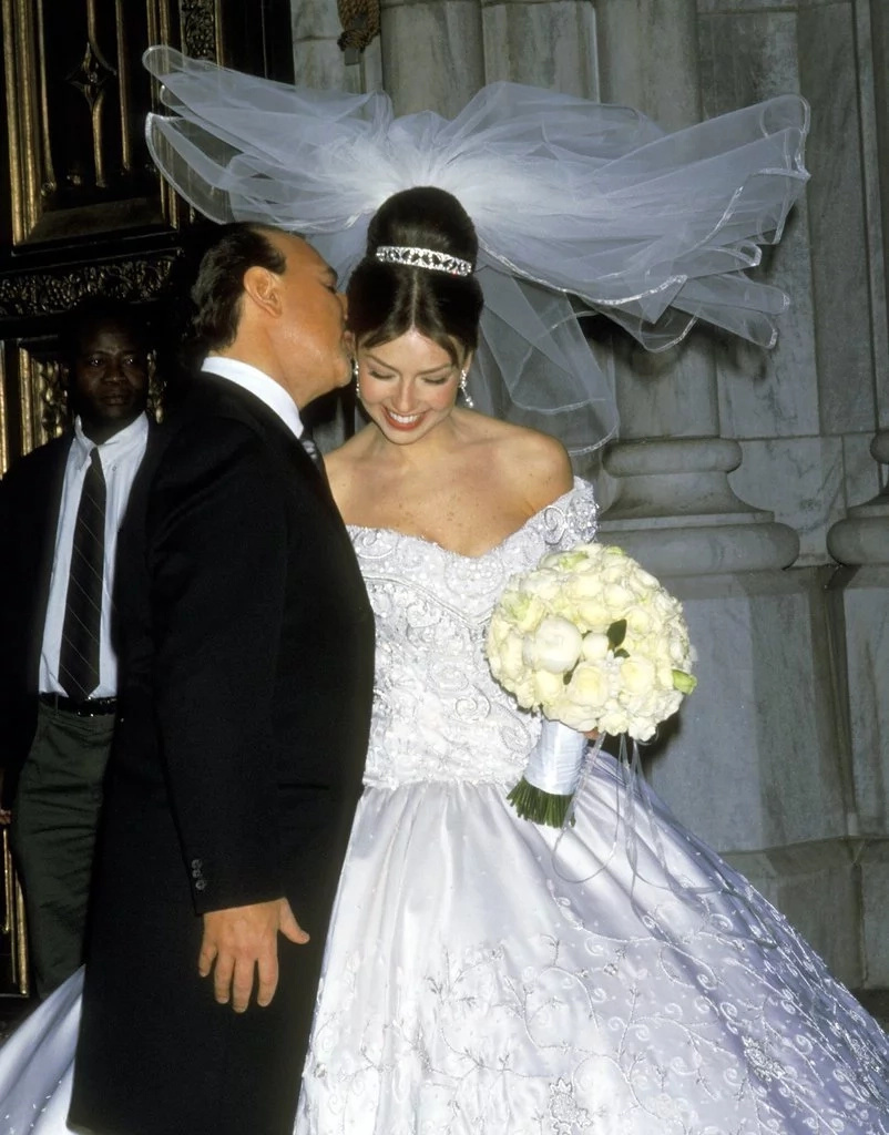 Napakaganda! Thalia and Tommy Mottola's throwback wedding pictures