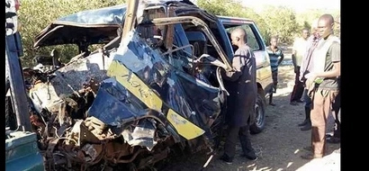11 die in TRAGIC early morning Kisumu road accident