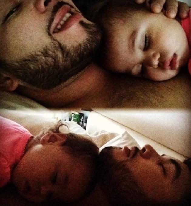 9 fotos de Eduardo Ochoa explicando porque dejó un video a su hija