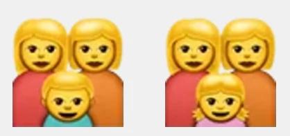 10 homosexual WhatsApp emojis on your phone