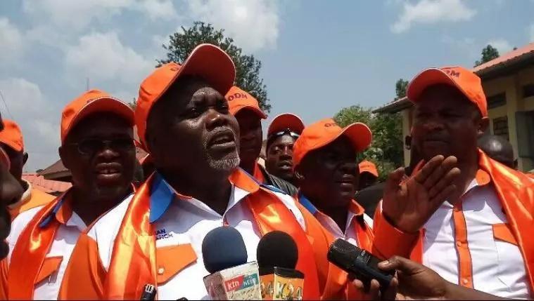 Raila alaumiwa kwa ODM kupoteza kiti Kitutu Chache Kusini