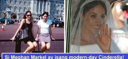 Totoong Cinderella! Meghan Markle's throwback photo nagpapatunay na totoo ang 'fairy tales'