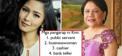 Senator or congresswoman ang peg? Kim Chiu draws raised eyebrows when she revealed her ultimate dream is to become a public servant