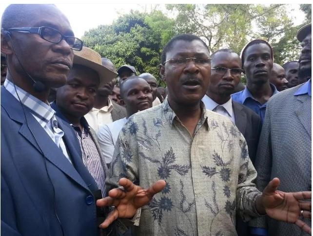 Wamalwa, Simiyu fight it out in club, and before Wetangula