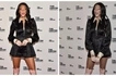 Black skin, white patches! Vitiligo top model, 22, turns heads at LGBT and HIV fundraiser (photos)