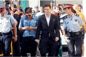 Barcelona superstar Lionel Messi sentenced to 21-months in prison