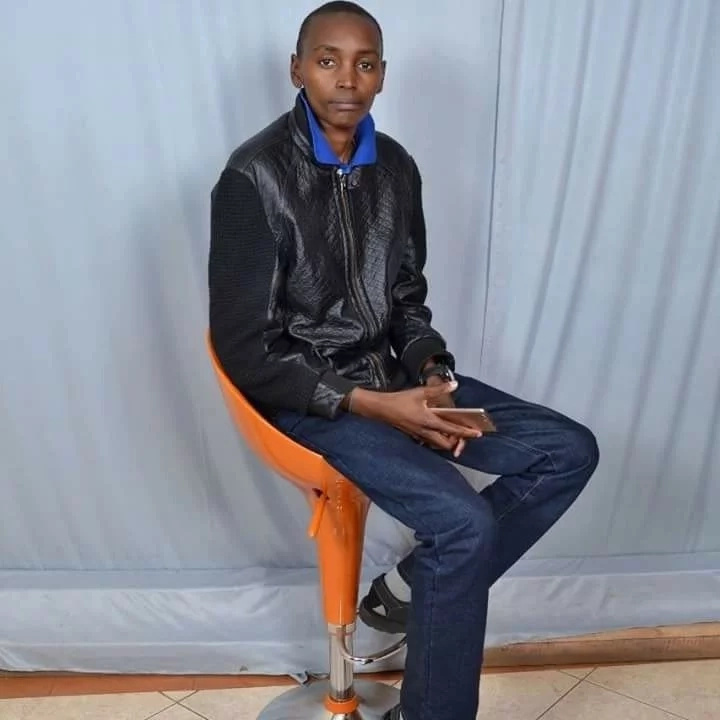 28-year-old Kenyan with both male and female organs yet he is more male