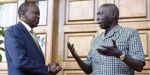 Mwandani wa aliyekuwa rais, Moi, adokeza upande KANU inaounga mkono
