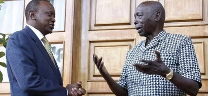 Ex-President Moi Defies Uhuru's Order To Close His Private Schools