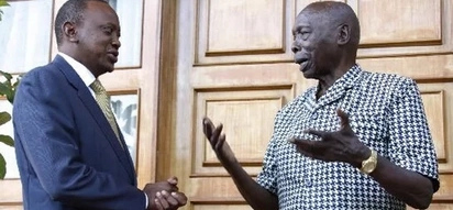 Update on former president Moi's health after hospitalisation