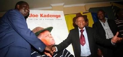 Joe Kadenge awasihi Uhuru na Raila kufanya mazungumzo