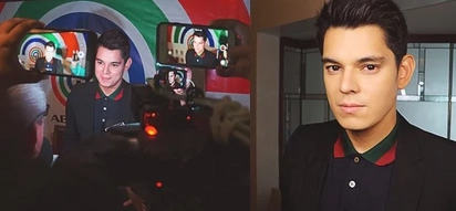 """I'm very happy to be here"" Richard Gutierrez certified Kapamilya, mainit na sinalubong sa kanyang 'ASAP' solo prod number"