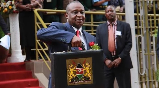 ODM MPs pour cold water on new national budget