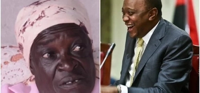 We were very afraid of punishing Uhuru in school,his former teacher reveals(video)