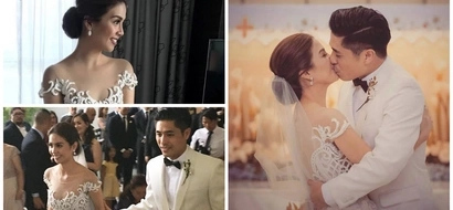 Kaye and Paul finally release their touching Wedding-Day VIDEO