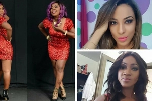 6 badass&totally hot Ghanaian celebs that'll make you kidnap&posses them FOREVER