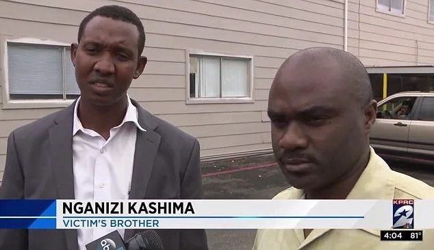 Mupenzi's family was in shock and struggled to come to terms with the tragic incident