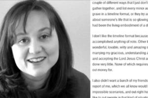 Cuando esta madre de 38 años murió de cáncer su obituario se volvió VIRAL