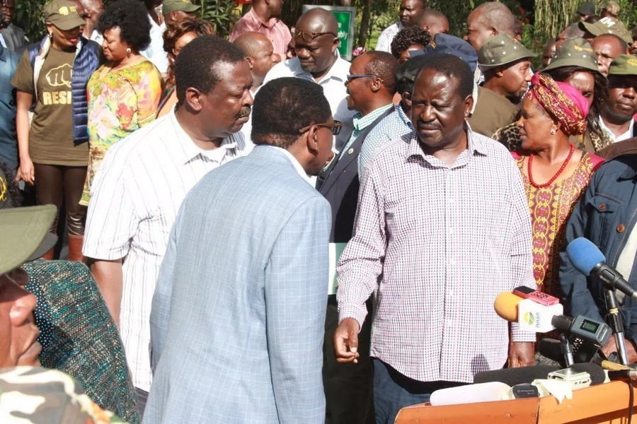 Church leaders praise Raila Odinga for postponing swearing-in ceremony