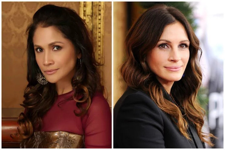 10 Pinoy celebs and their Hollywood twins