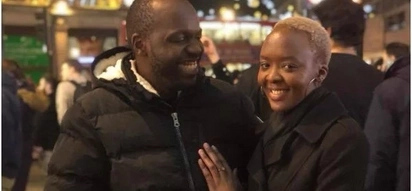 NTV journalist Larry Madowo sparks online fire after being spotted with lovely lady, is he dating?