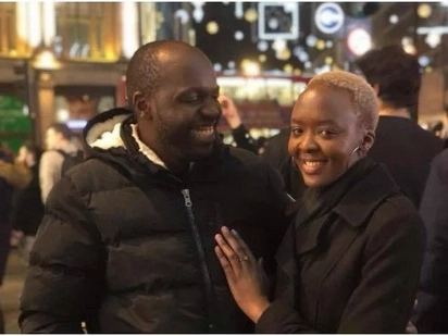Kenyans pressure Larry Madowo to marry after sharing video of self cooking ugali