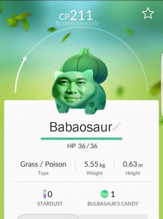 PHOTOS: Funny Pokémon Go depicting PH celebrities