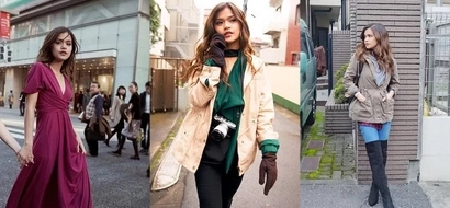 Kabog lahat ng suot niya! Maris Racal shows what it's like to travel in Japan with style