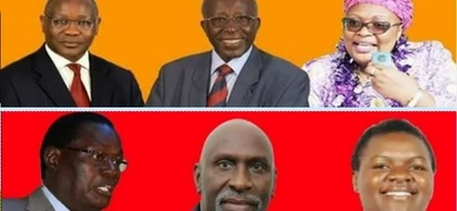 Aliyekuwa mke wa mwanasisa wa Jubilee - Charles Nyachae - AKAMATWA katika ofisi za IEBC