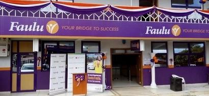 DARING gang breaks into Faulu bank on New Year's