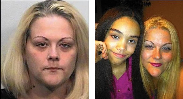 Monster mom punched daughter, 11, so hard her stomach burst and she died