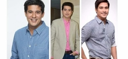 Good-looking celebrity dads and their sons - Hot 5 handsome pairs!