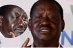 Mwanamme mmoja atoa nguo zake kuomboleza Kisumu kufuatia matokeo ya urais(video)