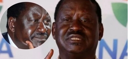 Raila will only speak after the declaration of the winner of the presidential race