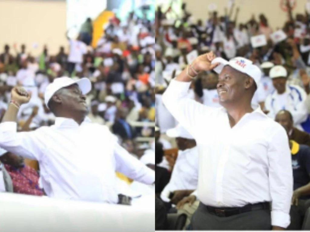 Kabogo victory