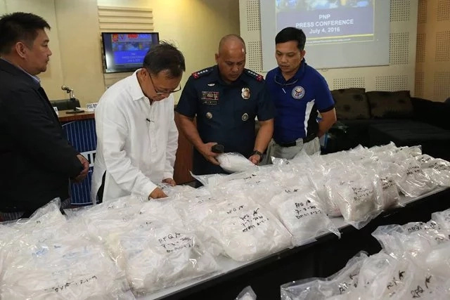 Duterte admin will burn drugs publicly to avoid people's suspicion