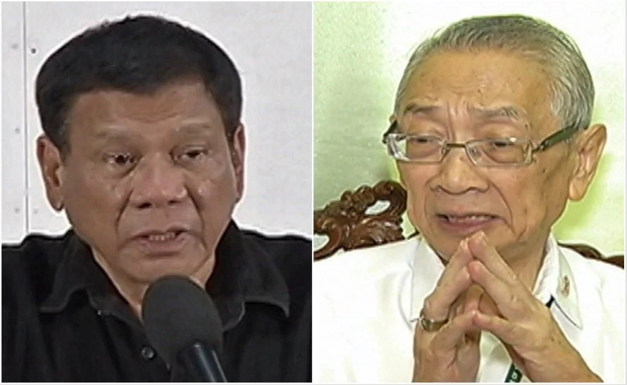 Duterte's stand on gambling draws bishop's support, criticism