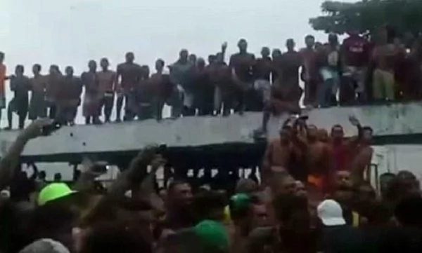 Brazilian Prison's Fightclub Is Something Everybody Is Talking Right Now (Video)