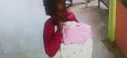 Police launch investigations into unidentified woman who stole a 3-week-old baby at KNH