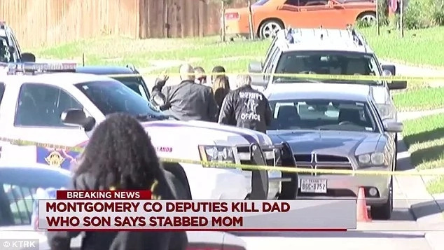 Boy, 11, frantically begs dad to stop STABBING mom, calls 911 for help; both parents die (photos)