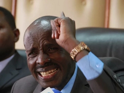 KNUT boss Wilson Sossion sacked